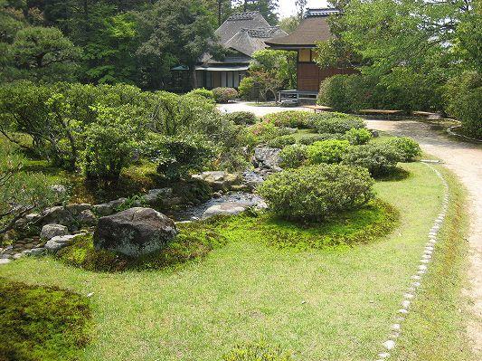 庭園巡り・依水園・後園3